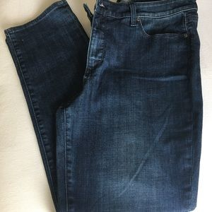 "Talbots Jeans Flawless 5/Pocket 14, 30-1/4"" inseam"